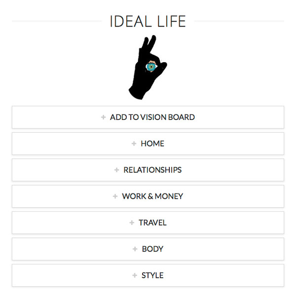 Ideal Life - Visualize Your Life